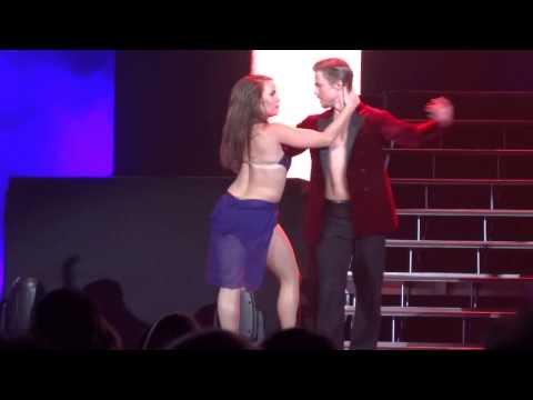Дерек Хью и Бриттани Черри http://dance-people.ru/video/derek-hyu-i-britani-cheri.html танец под  Ed Sheeran Британи черри танцовщица фото